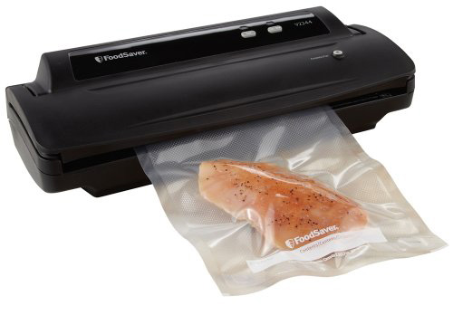 the foodsaver vacuum sealer is a great sous vide accessory