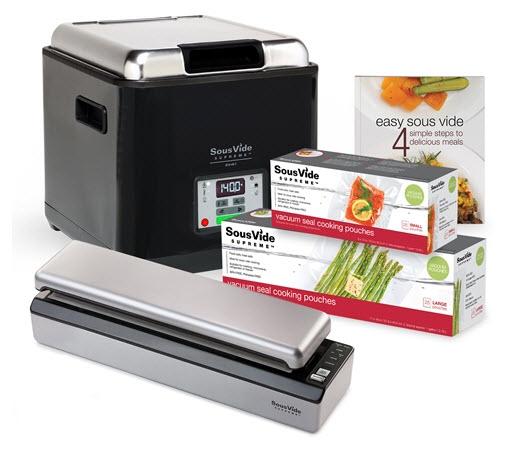 Sous Vide Supreme Demi Water Oven Starter Kit