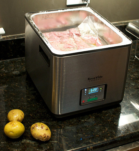 Sous Vide Water Bath Nutritional Advantages